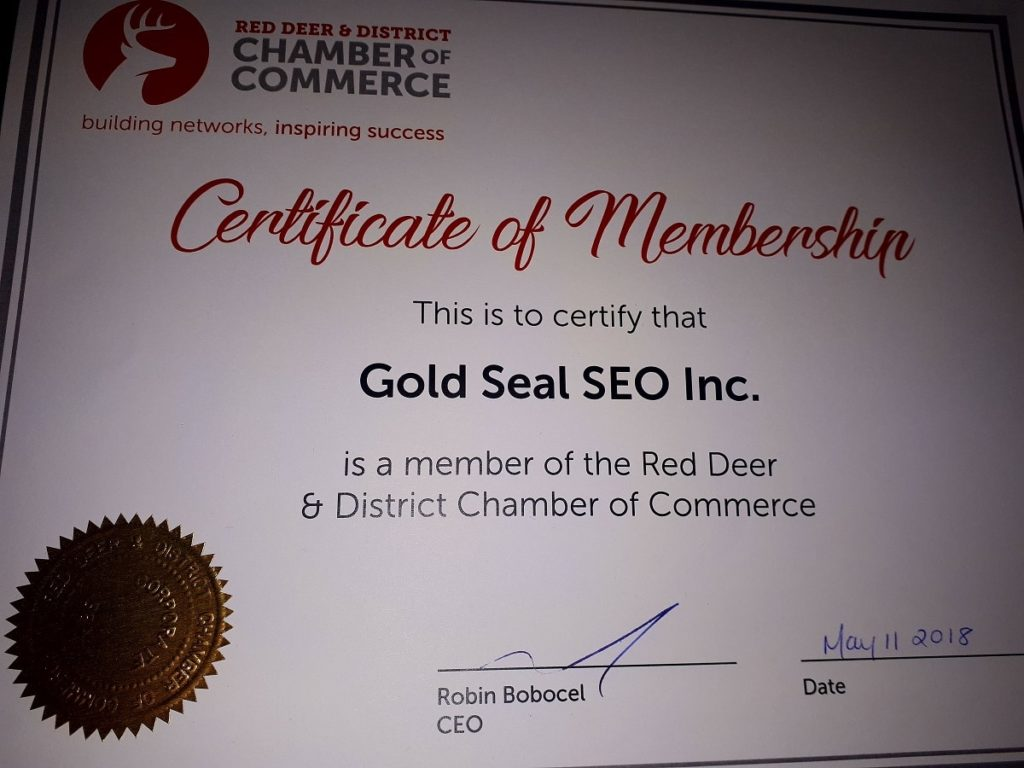 Red Deer Chamber